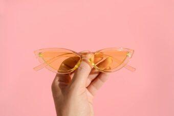 Włóż różowe okulary