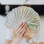 wachlarz z pieniędzy
